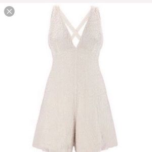 French Connection Shorts - 🥂FRENCH CONNECTION🥂ARIEL DEADING PLAYSUIT🥂